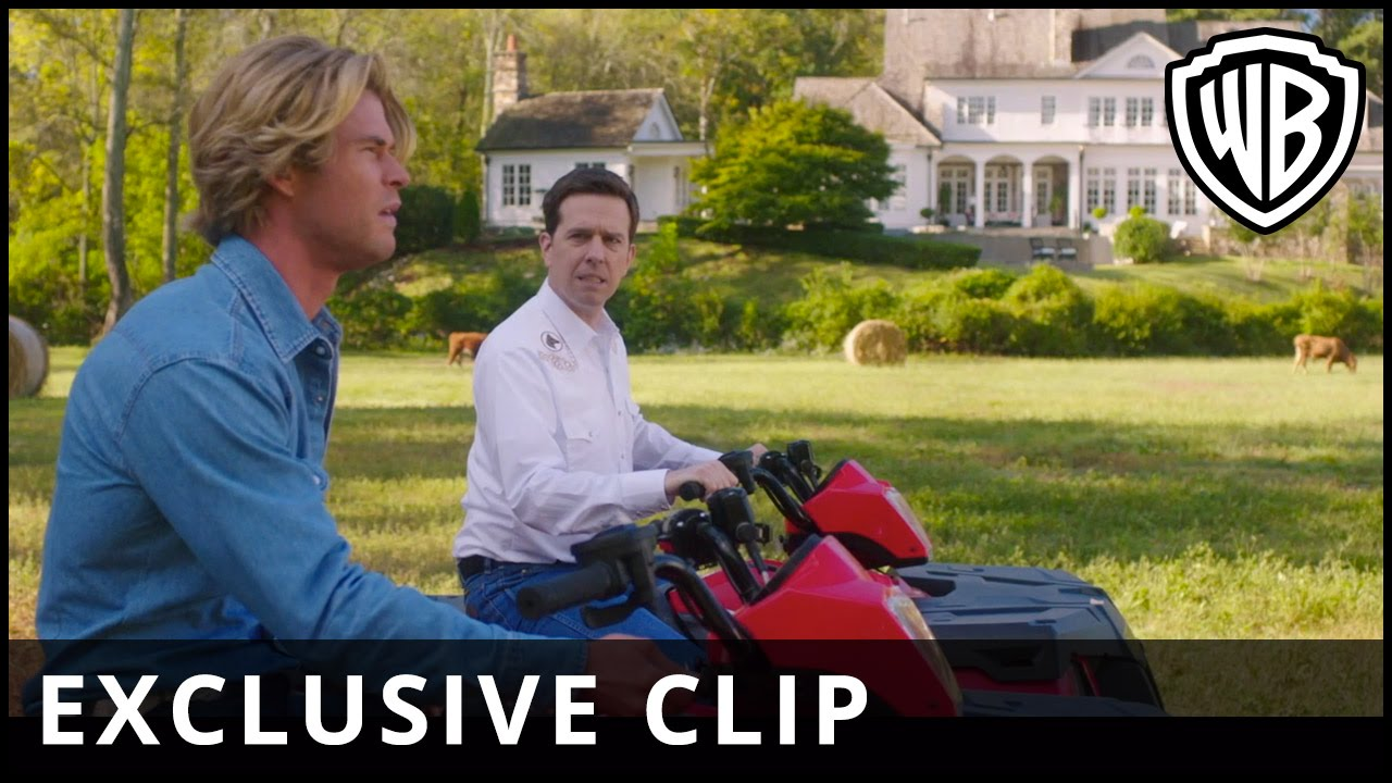 Vacation – Are there helmets? clip –  Warner Bros. UK
