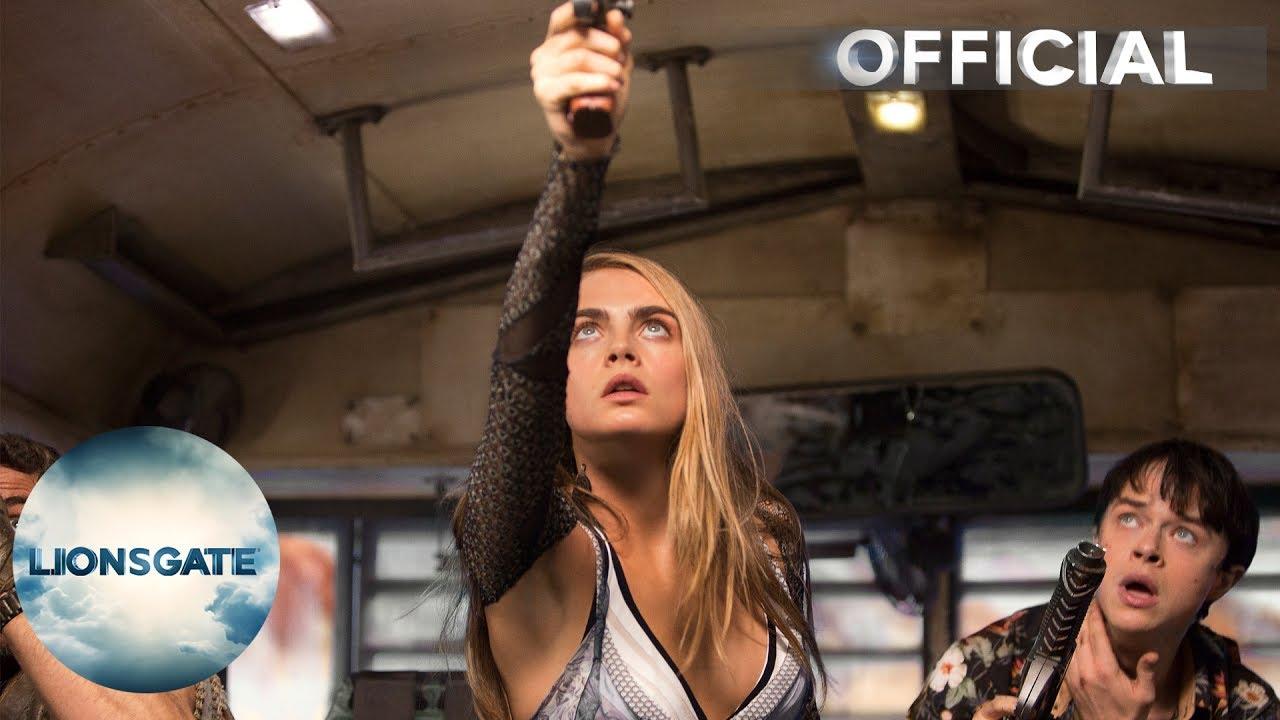 "Valerian – Clip ""Jump"" – In Cinemas August 2"