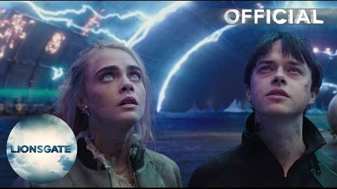 Valerian – New Trailer – In Cinemas August 4