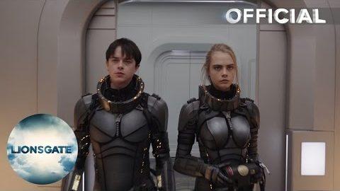 Valerian Teaser Trailer – In Cinemas Summer 2017
