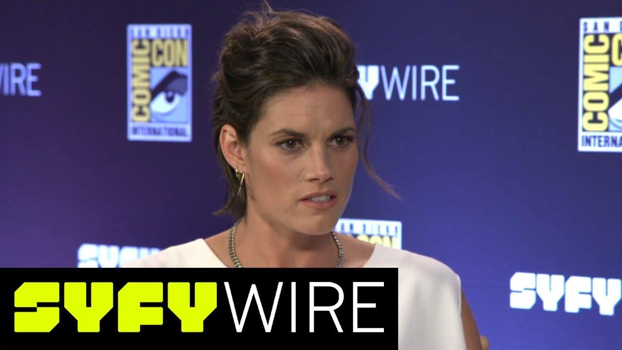 Van Helsing Cast on Season 2 Villains and Reveals