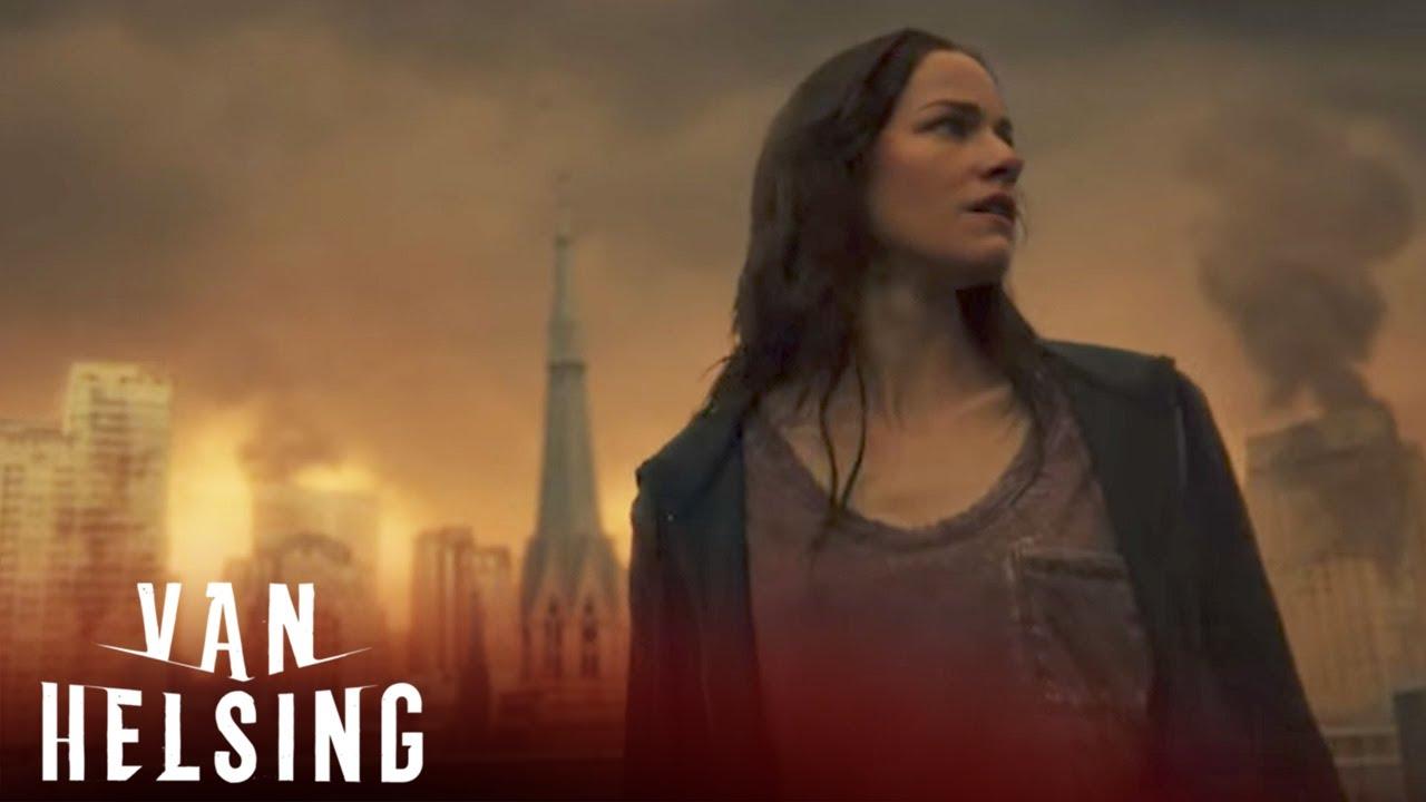 VAN HELSING – Season 2: Official Trailer
