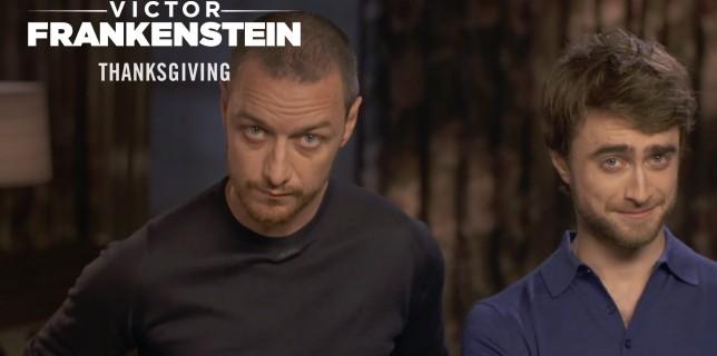 "Victor Frankenstein | ""Don't Skip"" Ad Compilation [HD] | 20th Century FOX"