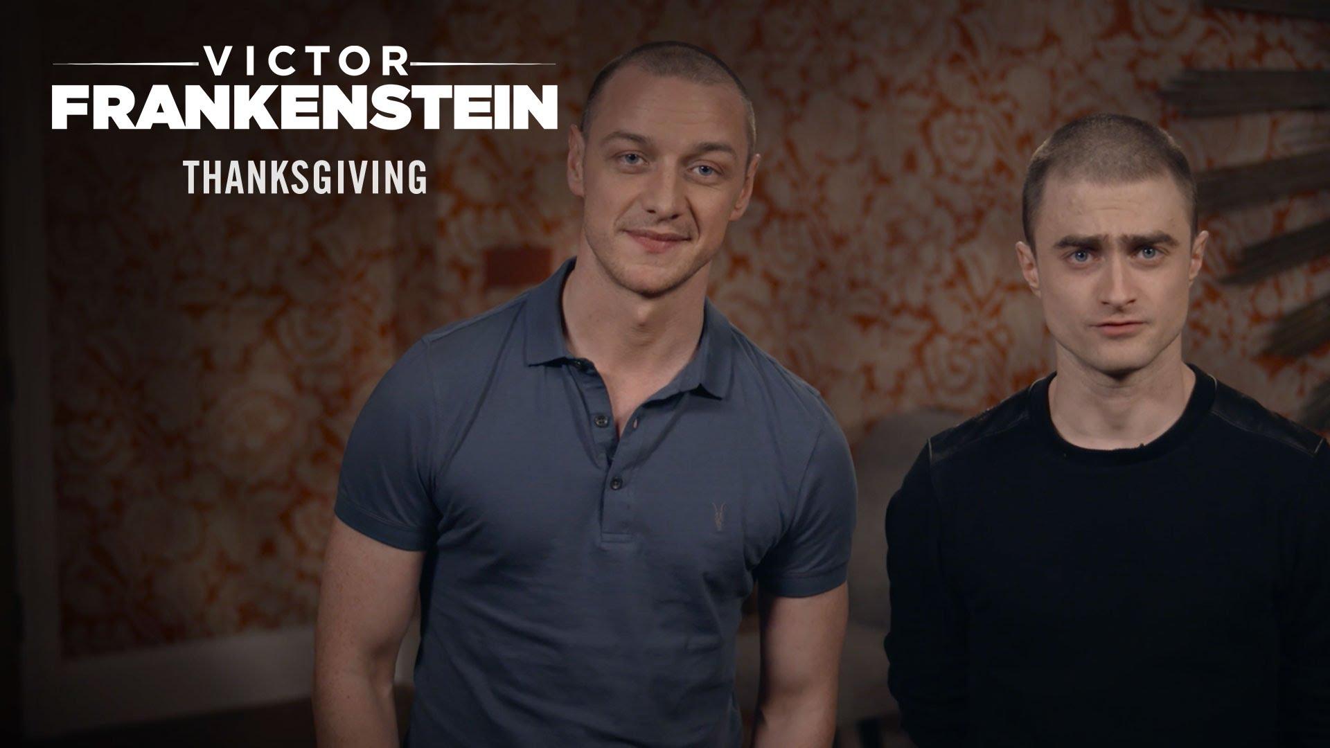 Victor Frankenstein   Franken-Friend.com [HD]   20th Century FOX