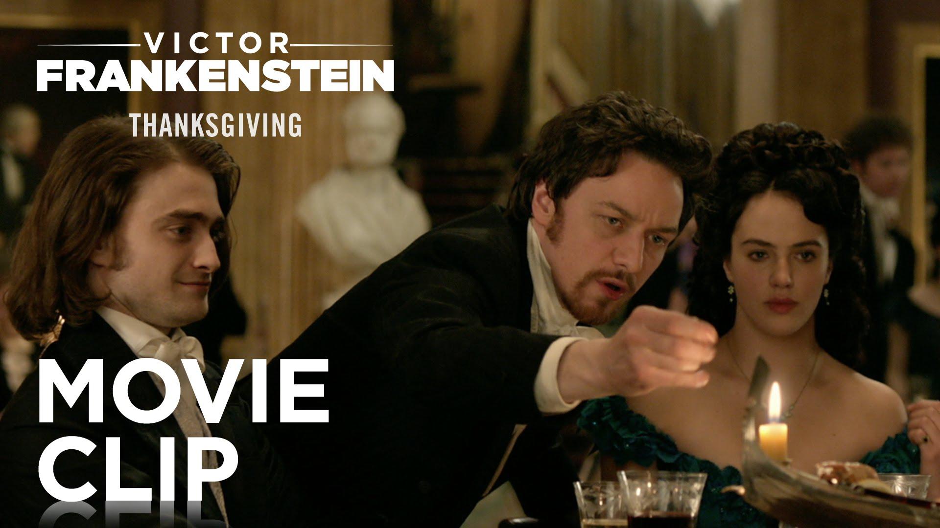 "Victor Frankenstein | ""Life is Beautiful"" Clip [HD] | 20th Century FOX"