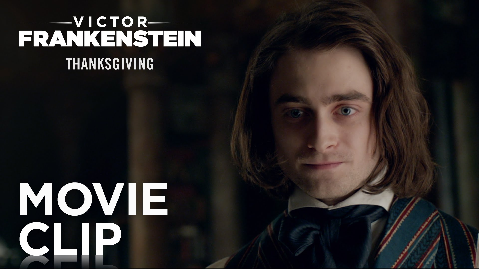 "Victor Frankenstein | ""Murder Investigation"" Clip [HD] 