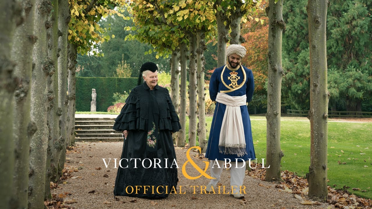 VICTORIA & ABDUL – Official Trailer [HD] – In Theaters 9/22