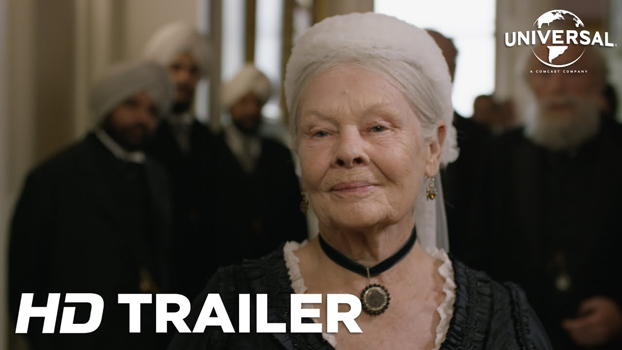 Victoria & Abdul – Official Trailer 1 (Universal Pictures) HD
