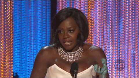 Viola Davis Acceptance Speech | 23rd SAG Awards