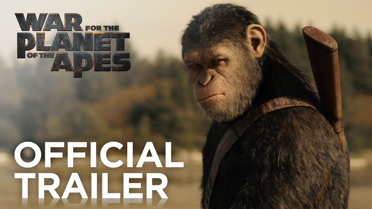 War for the Planet of the Apes | Official Trailer | 20th Century FOX