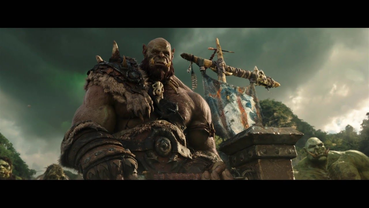 Warcraft: The Beginning –  Orgrim the Defiant (Universal Pictures)