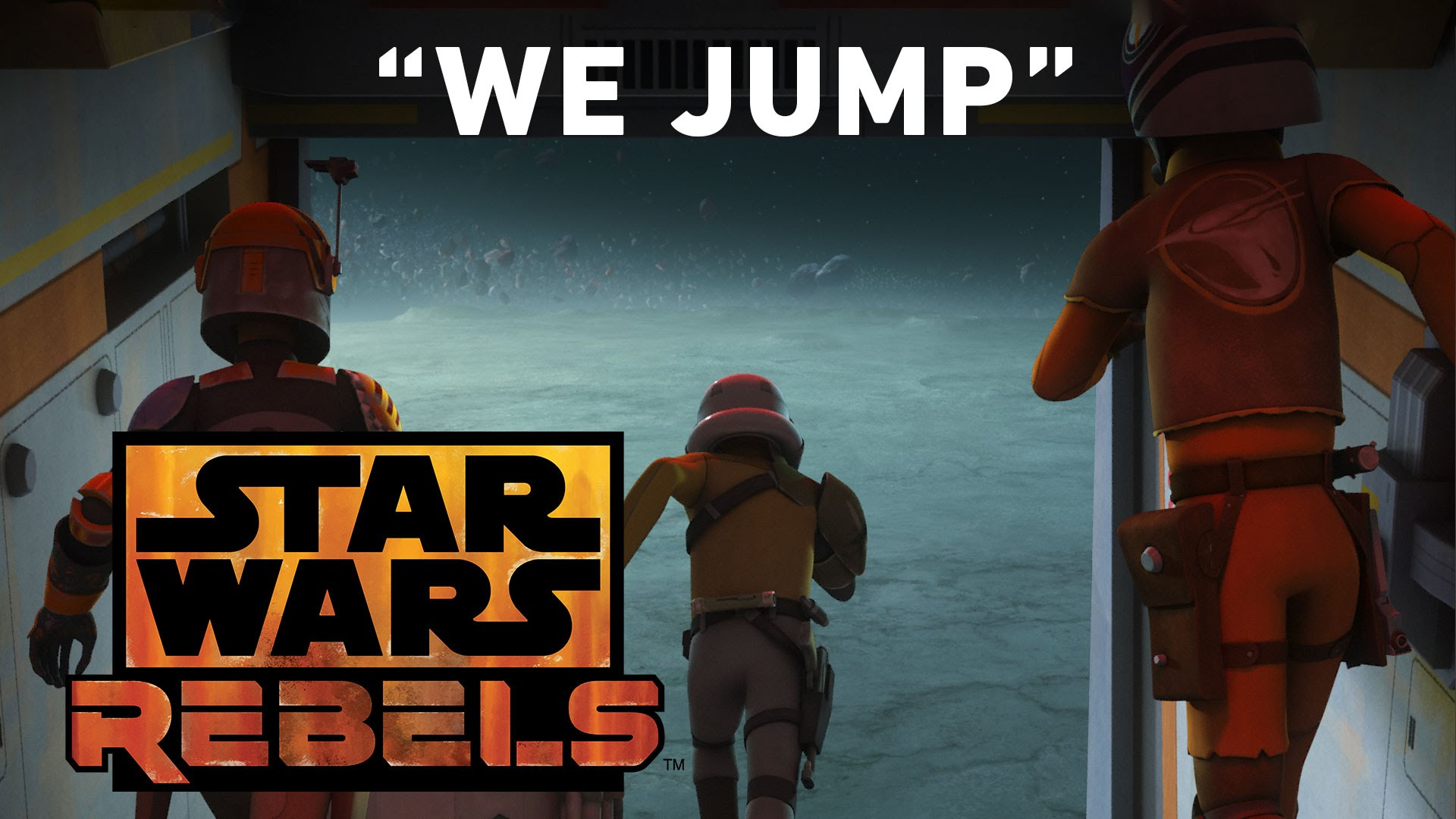 We Jump – The Call Preview | Star Wars Rebels