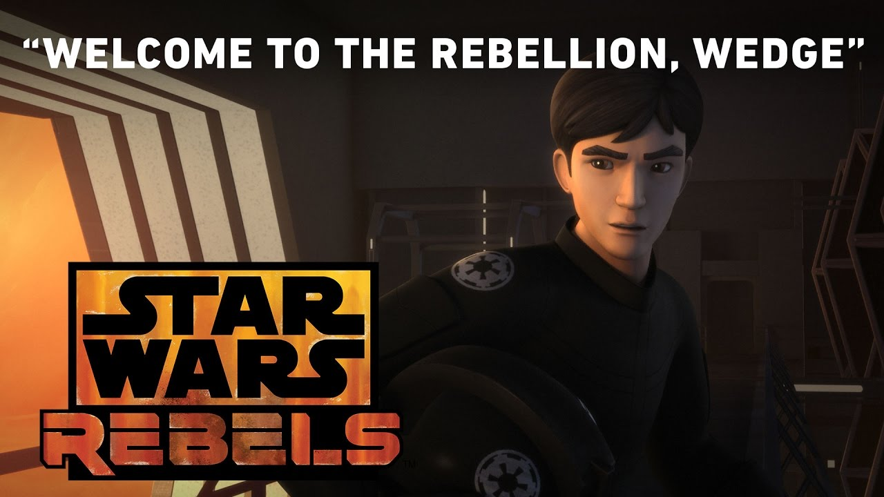 Welcome to the Rebellion, Wedge – The Antilles Extraction Preview | Star Wars Rebels