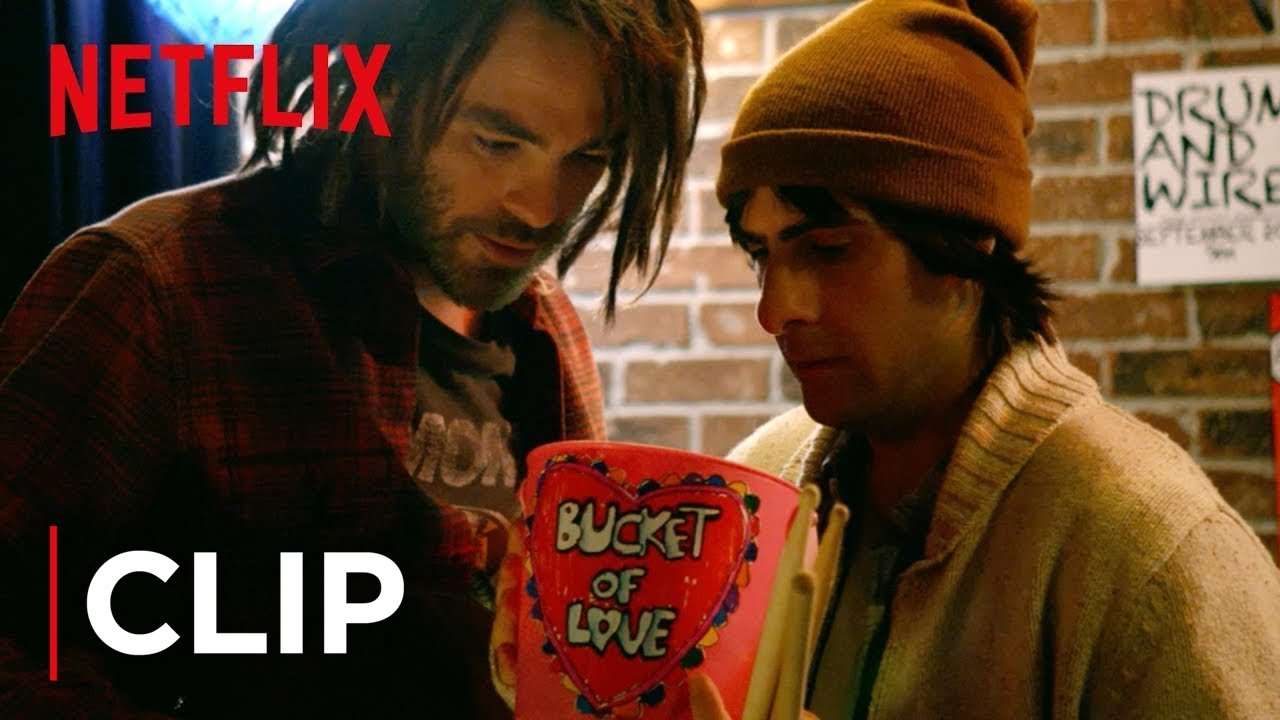 Wet Hot American Summer: Ten Years Later – Clip: Eric and Greg are Back in Action
