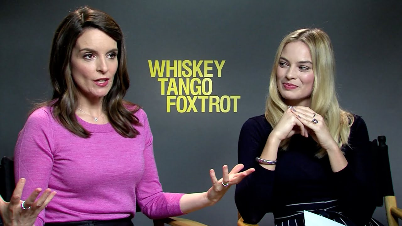 "Whiskey Tango Foxtrot (2016) – ""Surprise Interview"" – Paramount Pictures"