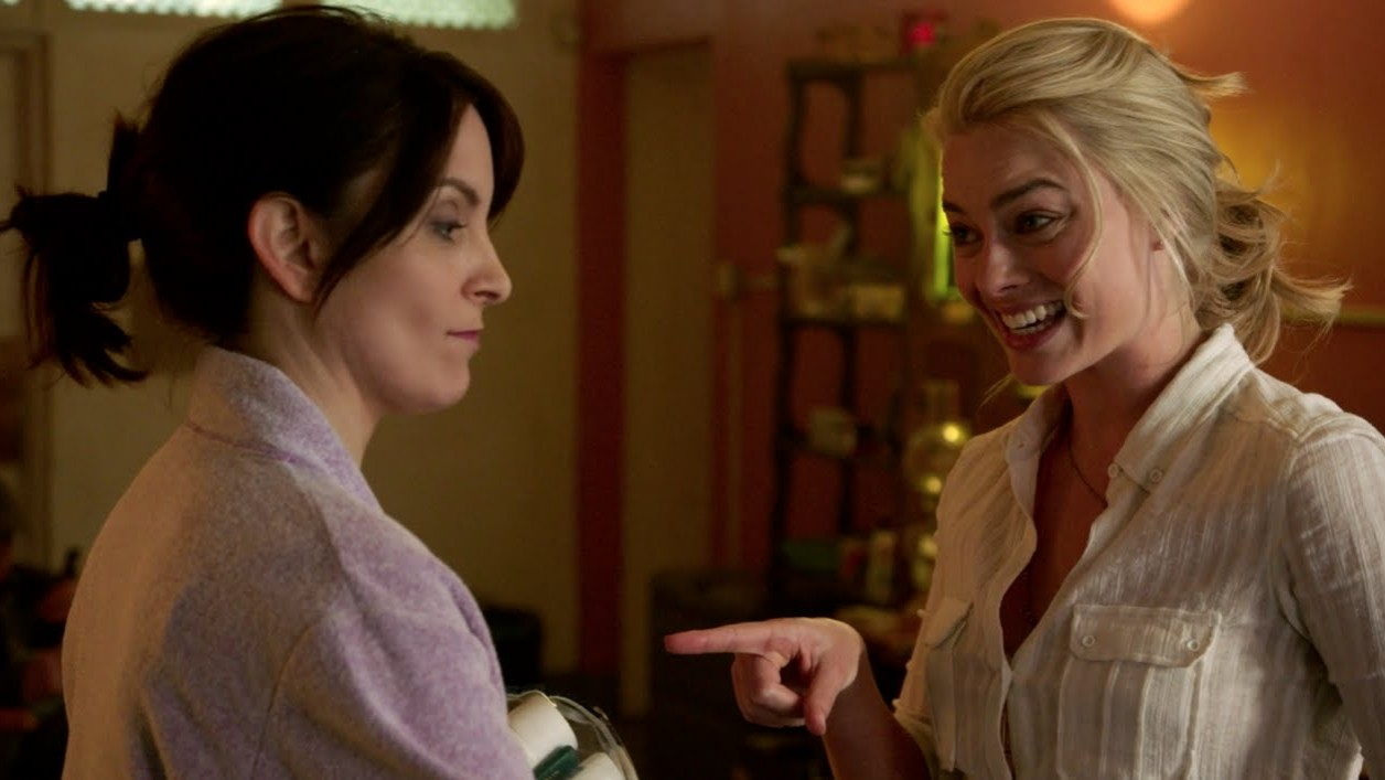 """Whiskey Tango Foxtrot (2016) – """"You Are A 10 Here"""" Clip – Paramount Pictures"""