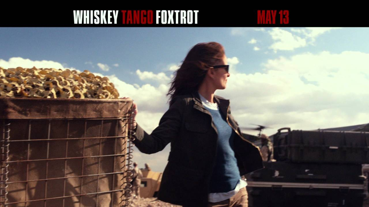 Whiskey Tango Foxtrot | Three Steps | Paramount Pictures UK