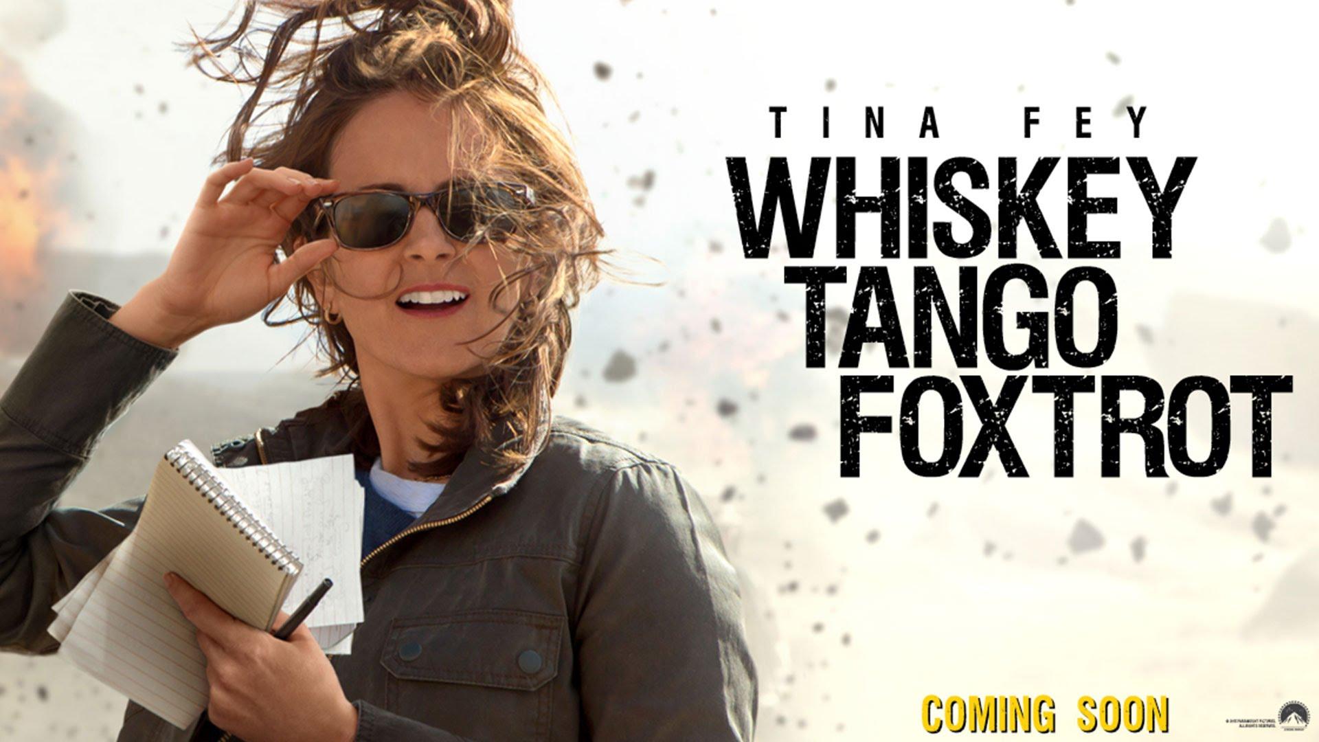Whiskey Tango Foxtrot | Trailer #1 | Paramount Pictures UK