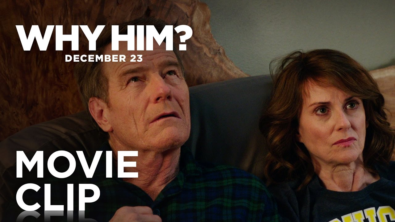"Why Him? | ""Perv"" Clip [HD] | 20th Century FOX"
