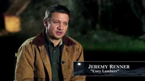 WIND RIVER – Jeremy Renner Featurette