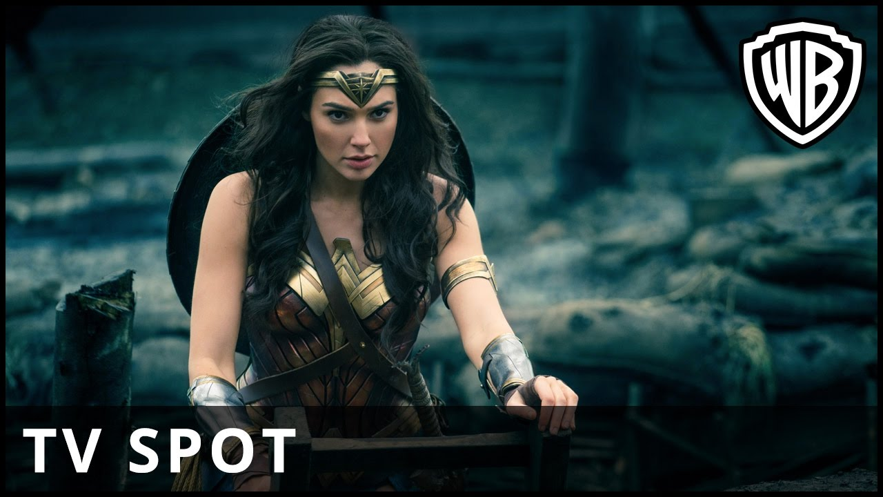 Wonder Woman – Bang Bang TV Spot – Warner Bros. UK
