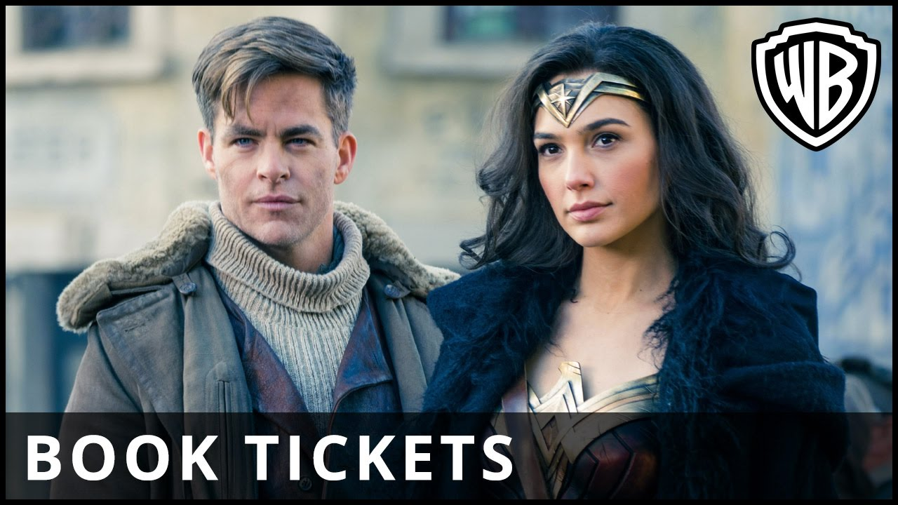 Wonder Woman – Book Tickets – Warner Bros. UK
