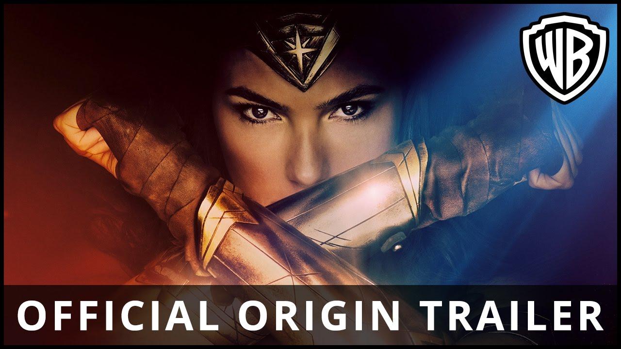 Wonder Woman – Official Origin Trailer – Warner Bros. UK