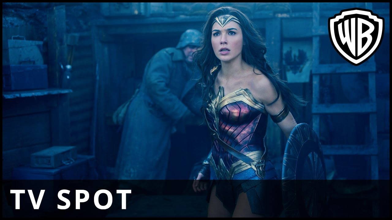 Wonder Woman – Power TV Spot – Warner Bros. UK