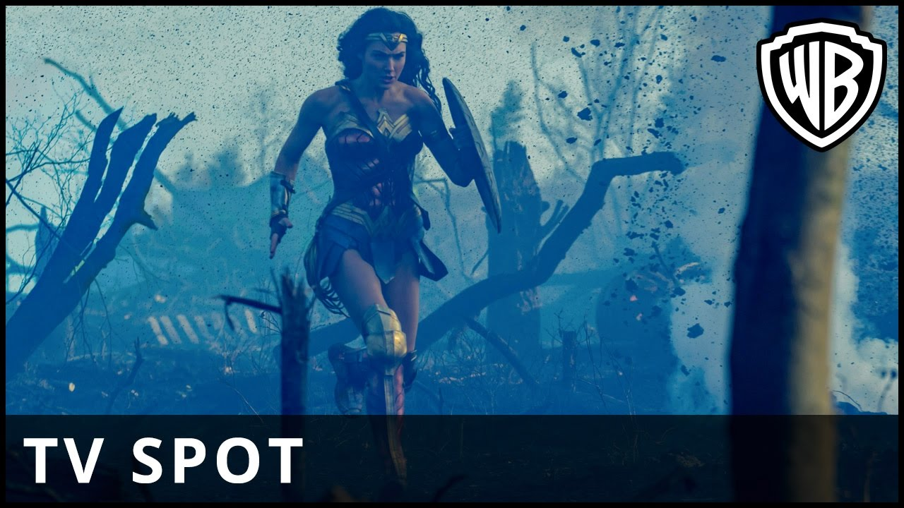 Wonder Woman – Together TV Spot – Warner Bros. UK