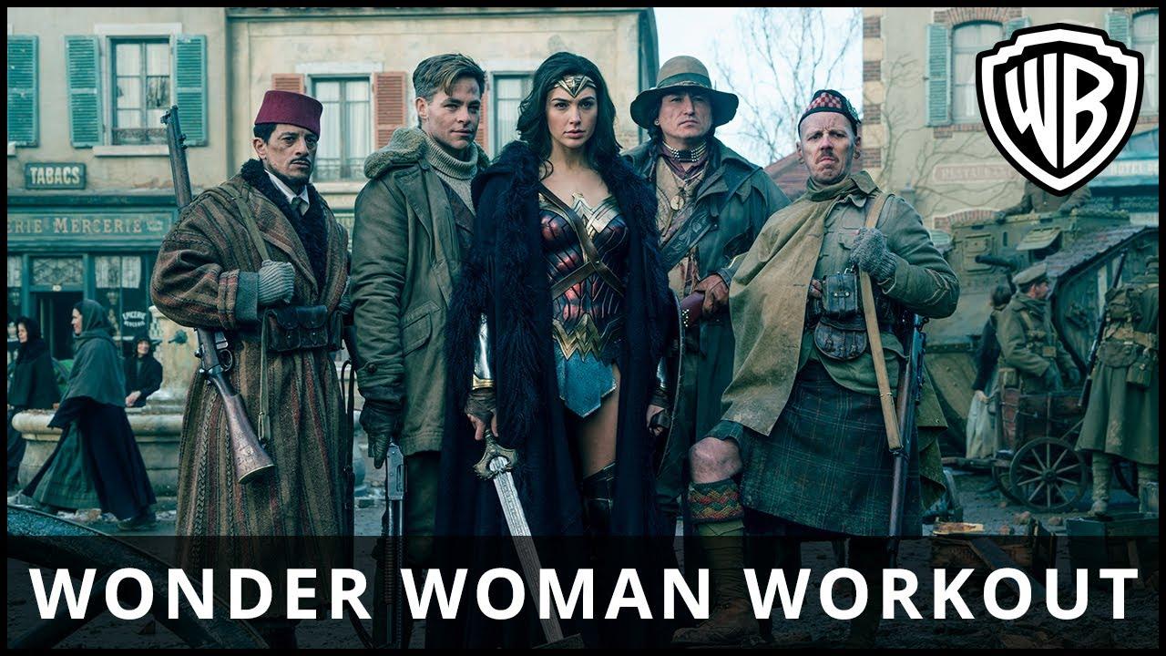 Wonder Woman – Workout – Warner Bros. UK