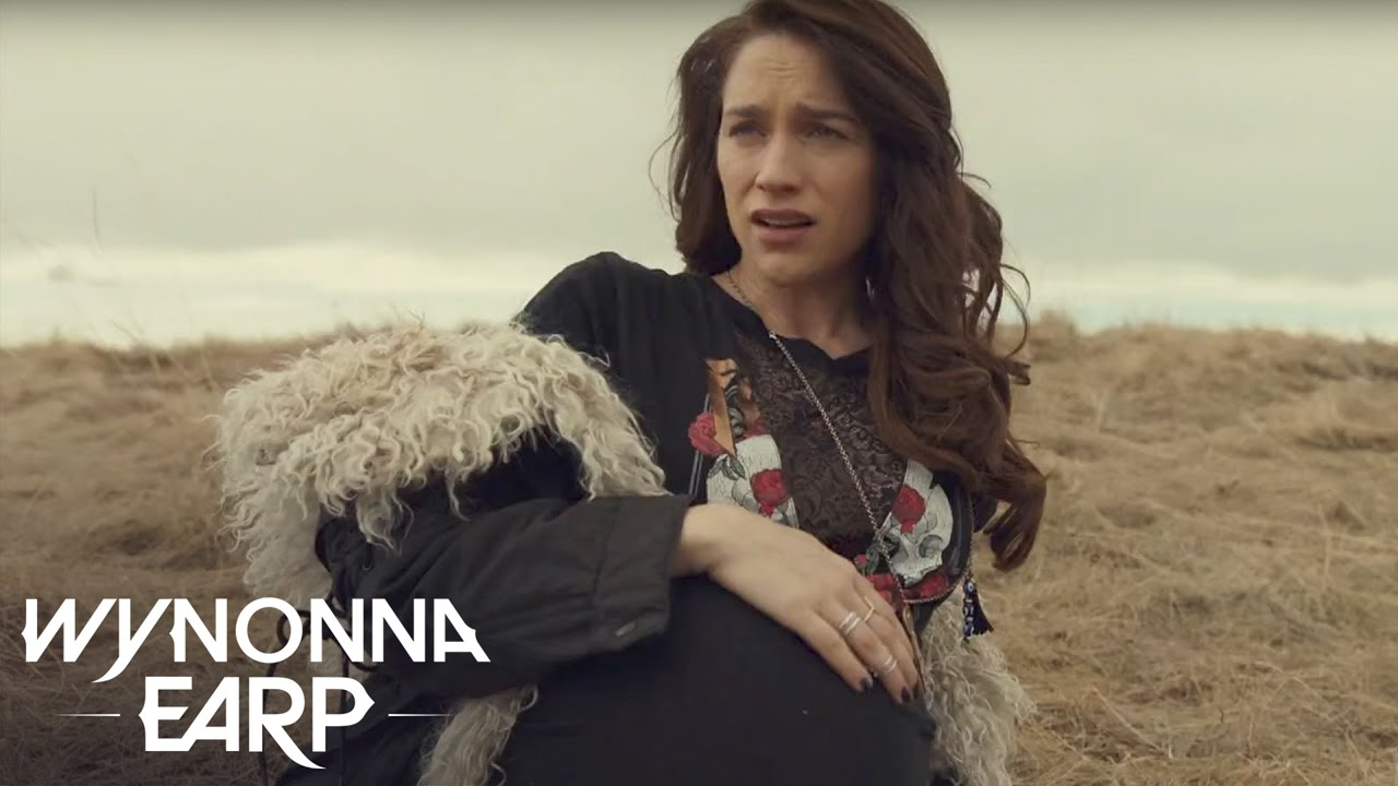 WYNONNA EARP – Season 2 Trailer: Wynonna Is Pregnant?!
