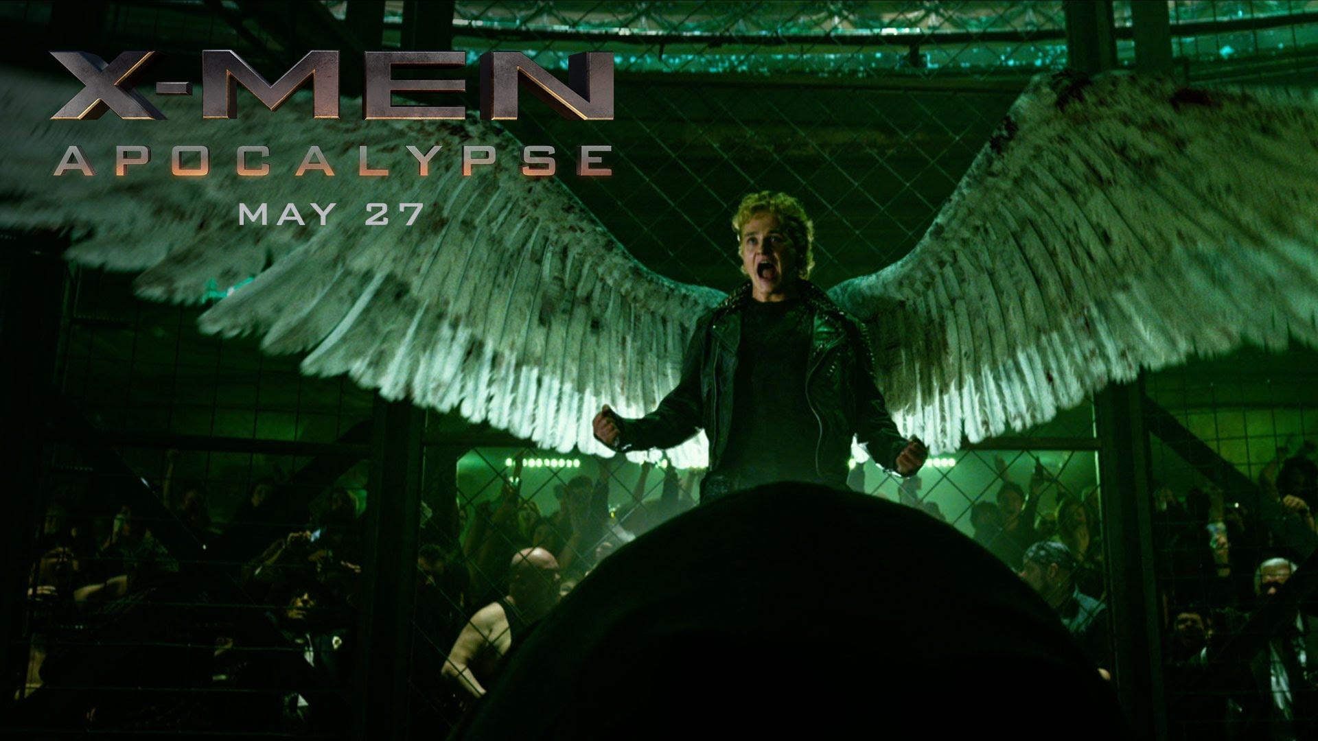 "X-Men: Apocalypse | ""Angel"" Power Piece [HD] | 20th Century FOX"