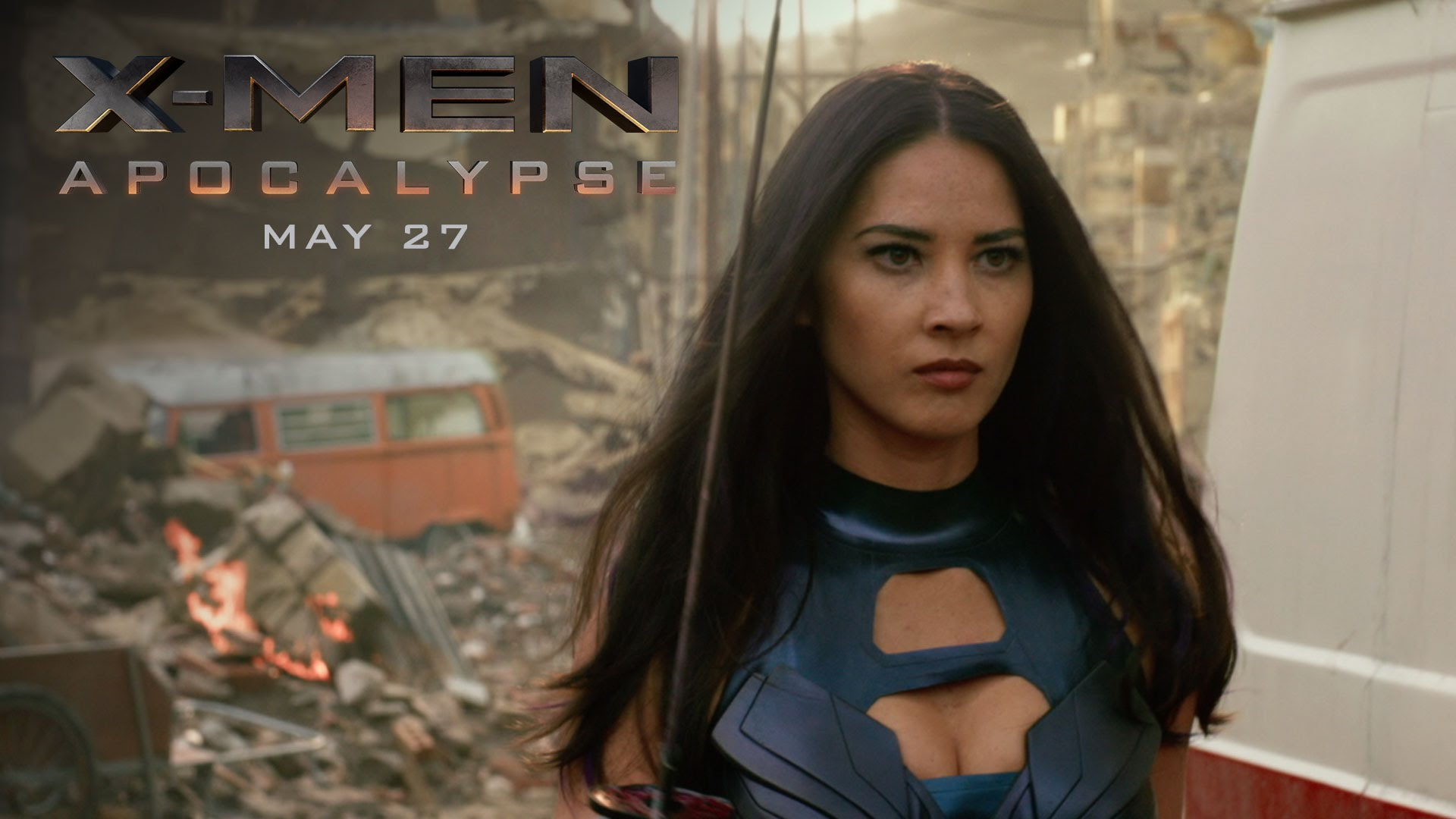 "X-Men: Apocalypse | ""Every Empire Must Fall"" TV Commercial [HD] 