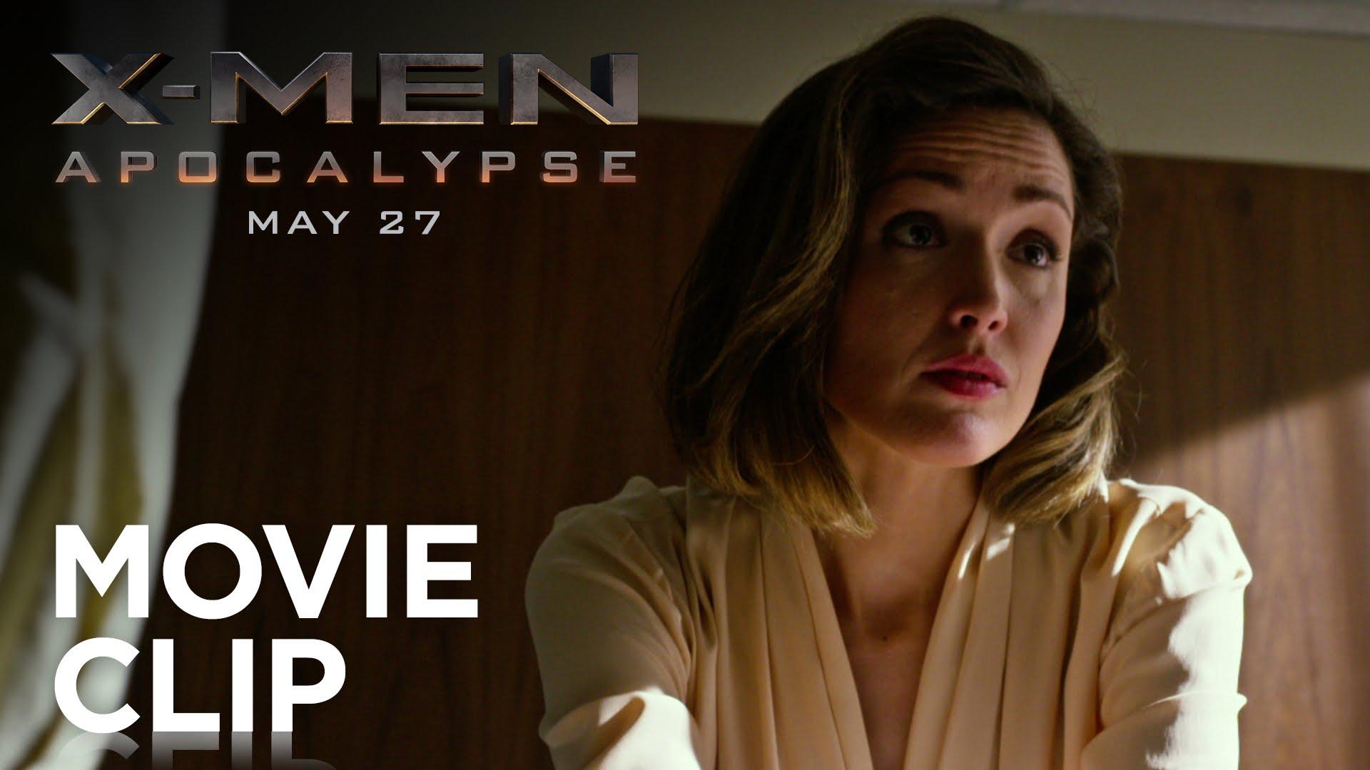 "X-Men: Apocalypse | ""Moira's Office"" Clip [HD] | 20th Century FOX"