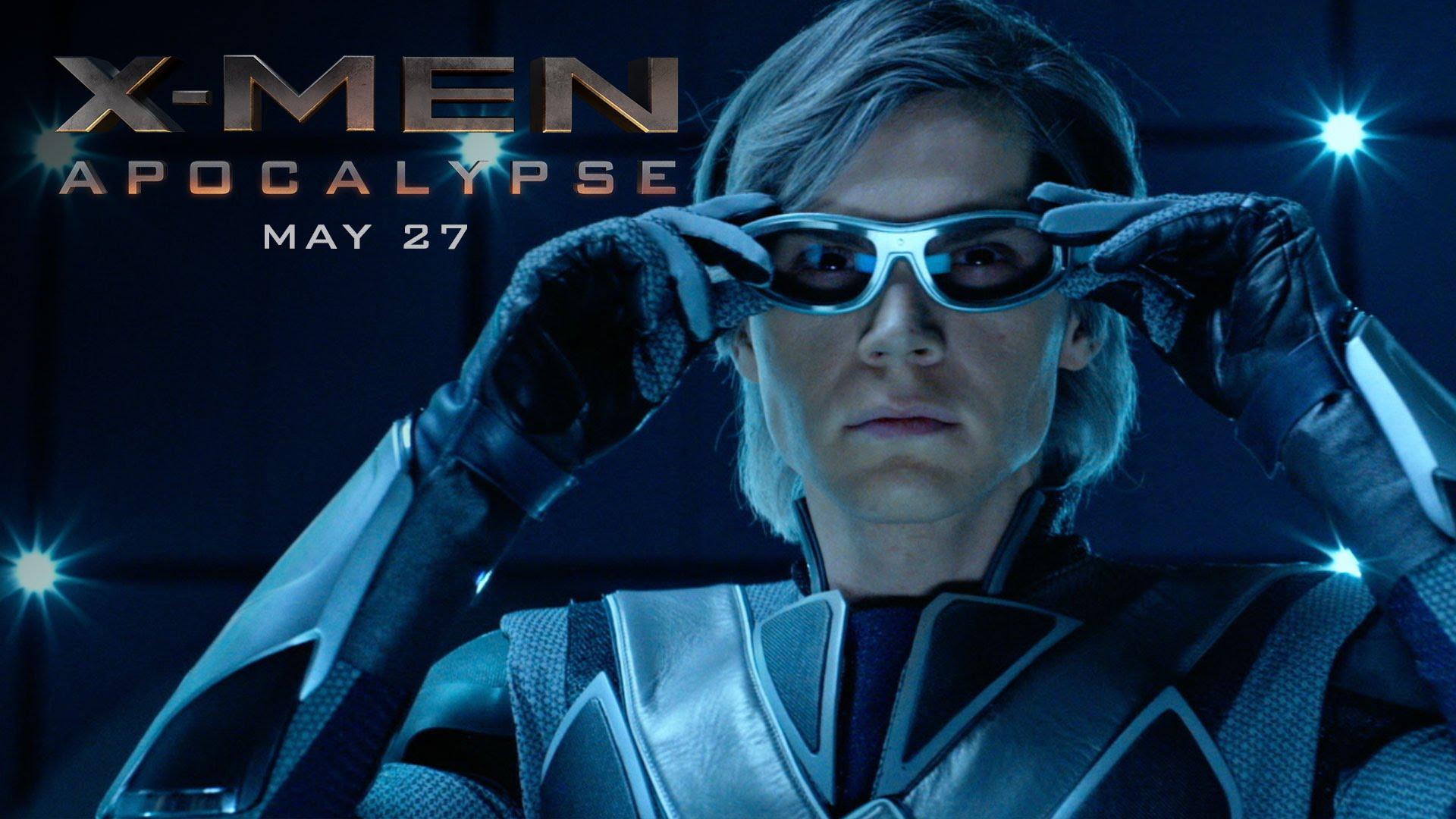 "X-Men: Apocalypse | ""Save the World"" TV Commercial | 20th Century FOX"