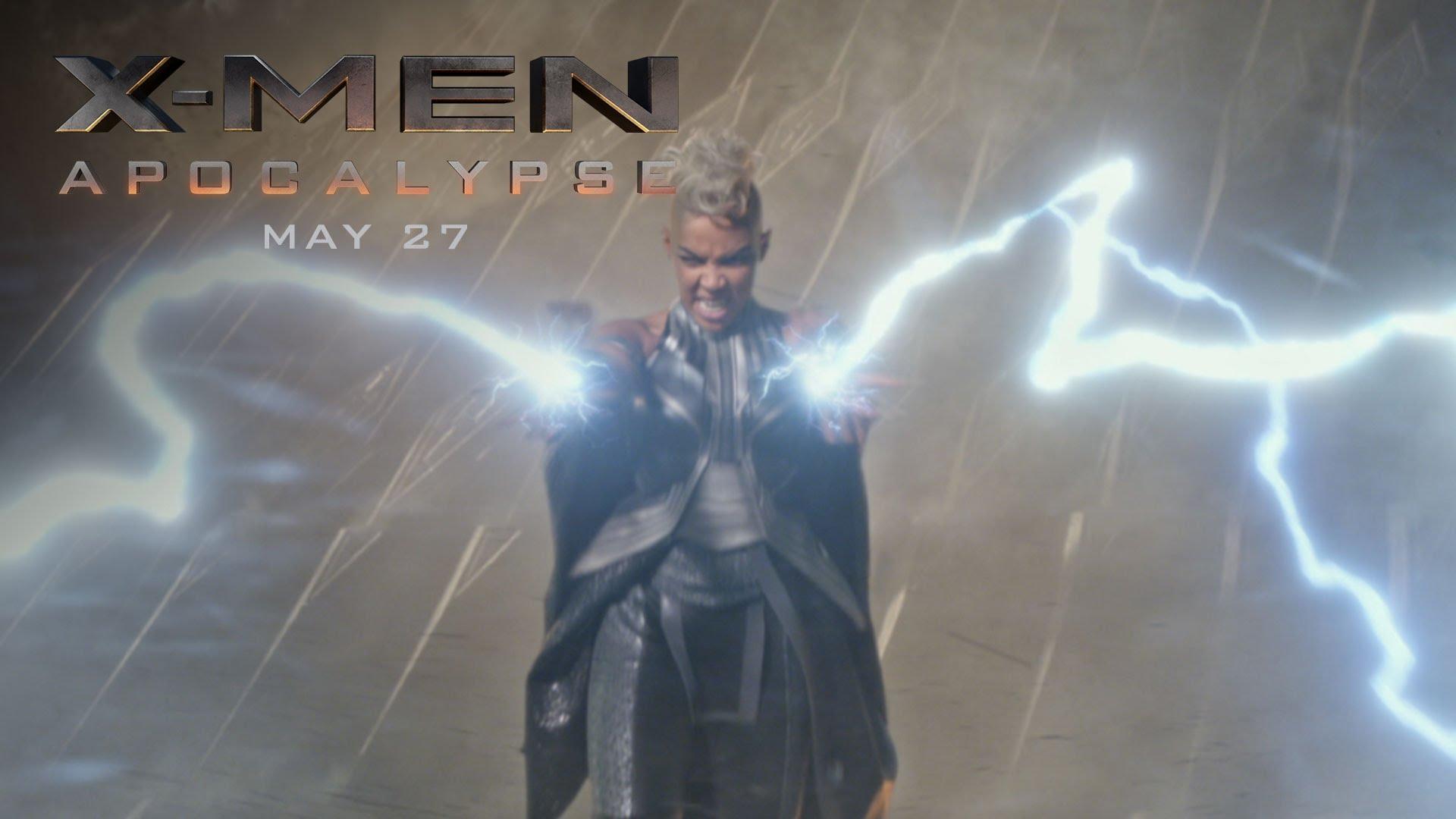 "X-Men: Apocalypse | ""Storm"" Power Piece [HD] | 20th Century FOX"