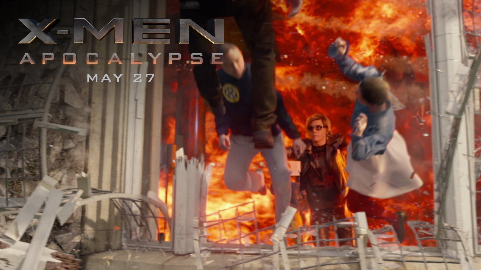 X-Men: Apocalypse | The Extraction  [HD] | 20th Century FOX