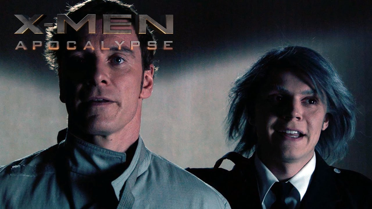 X-men: Apocalypse | Who's Your Daddy | Watch it Now on Blu-ray & Digital HD | 20th Century FOX