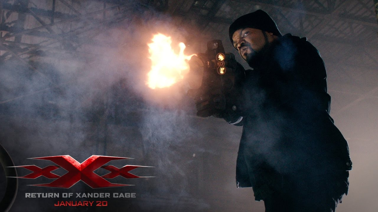 "xXx: Return of Xander Cage (2017) – ""Back"" Spot – Paramount Pictures"