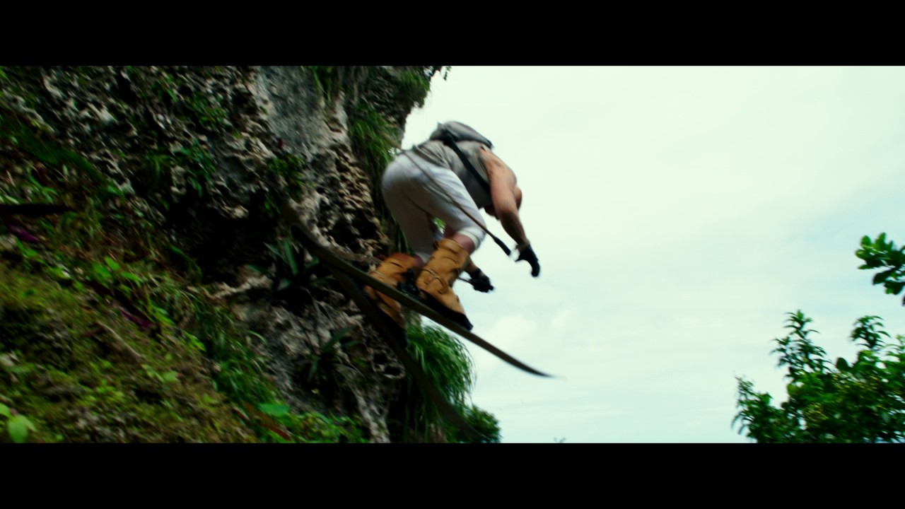 """xXx: Return of Xander Cage (2017) -""""Jungle Jibbing"""" clip- Paramount Pictures"""
