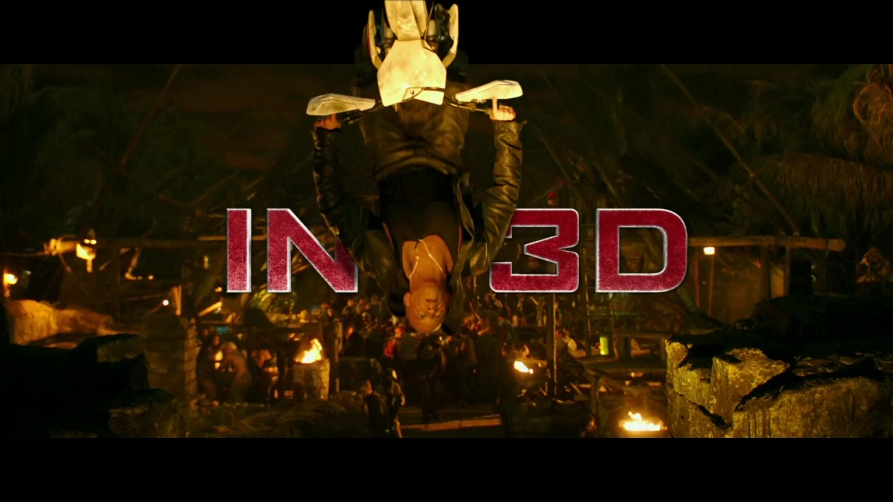 xXx: Return of Xander Cage | 3D Thrills | Paramount Pictures UK