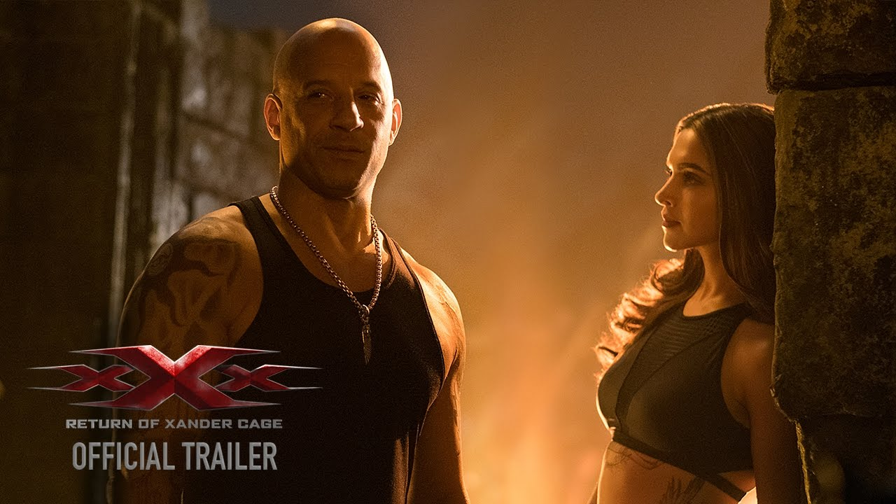 xXx: Return of Xander Cage – Trailer (2017) – Paramount Pictures