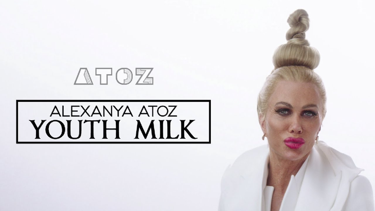 Youth Milk by Alexanya Atoz – Zoolander 2