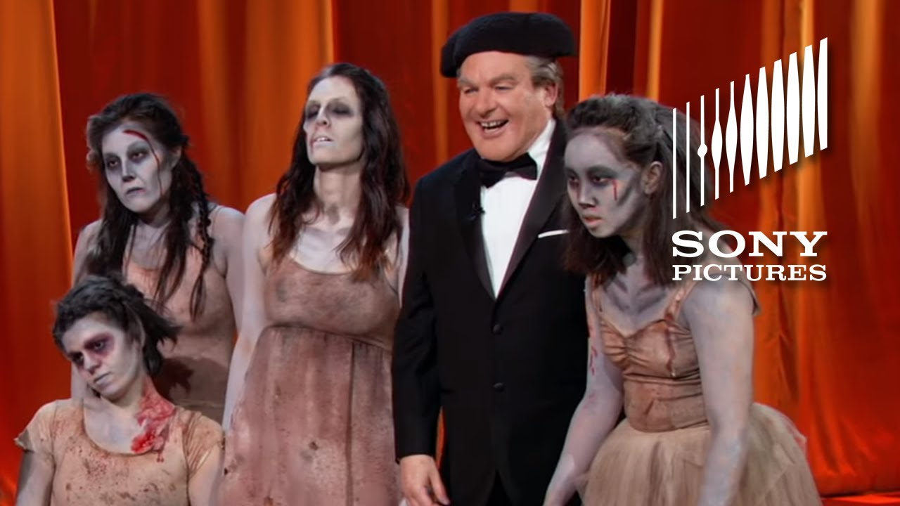 Zombie Ballet – The Gong Show