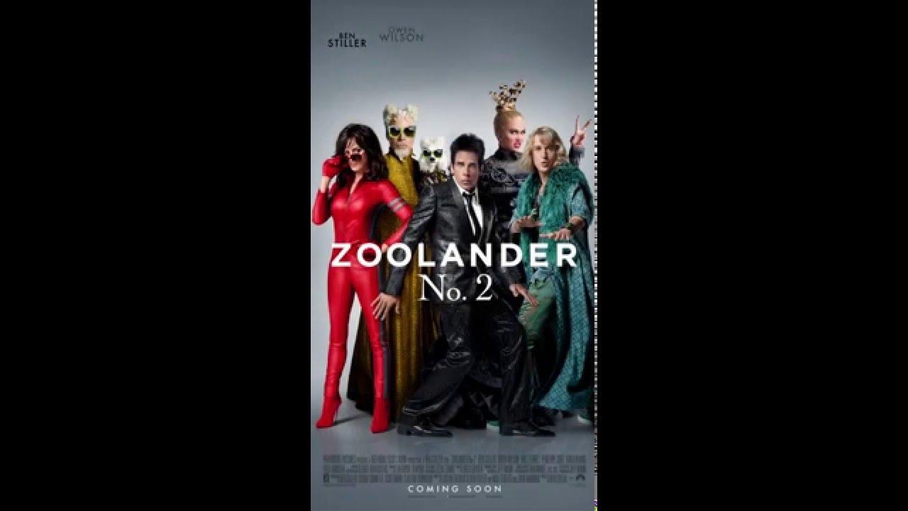 Zoolander 2   Living One Sheet   Paramount Pictures UK